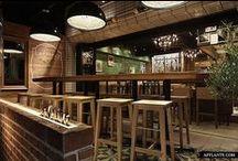 Interior 2 - Hotel, Restaurant, Bar, Cafe / by Sinta Polla