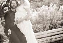 Schwanger auf der Hochzeit / Schwanger auf der Hochzeit sein und dabei bezaubernd aussehen.