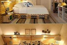 meubles en palette / Réalisez vos propres meubles !!