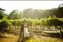 lifelong promises at campovida / {images from various wedding on the campovida grounds}