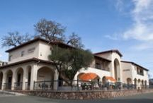piazza de campovida / {our restaurant, inn, and taverna in downtown Hopland, CA}