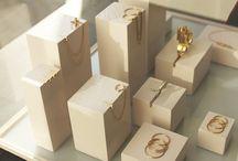 * jewelry display *