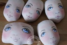 Doll faces
