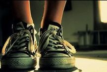 Converse / My Favourite Shoes...*