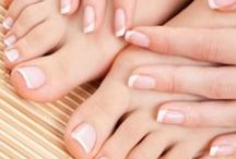Nails & Toes / by Kimberly Thompson