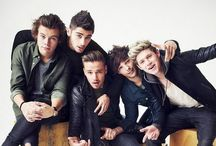 One Direction Stuff ☮ / by Adriane-Jenelle Obedencio