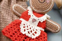 Crochet and knitted dish cloths / by Melissa Wise