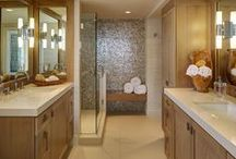 W DESIGN | Bathtime Bliss / Master Bathrooms | Powder Rooms
