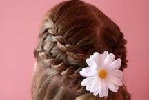 Hair and plaits