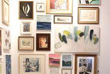 * art wall *