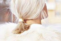 locks & lashes ~ / Wedding hair and makeup.