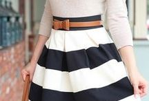 Things to Wear / Love fashion and clothes inspiration. Love clean looks and great colors.