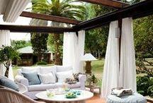 outdoor design, pergola