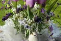 dekorace - easter / easter, spring