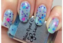 Once More With Feeling / Blue Eyed Girl Lacquer - Onced More With Feeling collection