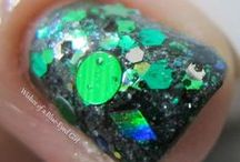 Depression Awareness LE '13 / Blue Eyed Girl Lacquer - Depression Awareness LE Collection 2013