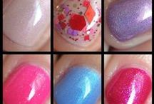 My Indecisive Valentine / Blue-Eyed Girl Lacquer My Indecisive Valentine Collection February 2014