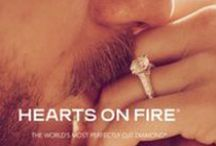 Hearts On Fire / Hearts On Fire is The World's Most Perfectly Cut Diamond® Founded in 1996, HOF became the world's first branded diamond, the only diamond in the world whose diamond is deemed perfectly cut every single time. HOF diamonds have a brilliant difference that you can actually see, a perfection seen nowhere else in the world. It began with the discovery of an unusually cut diamond in Belgium that displayed an amazing hearts and Fireburst® pattern created by its perfectly symmetrical cut.
