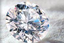 Diamonds Are A Girl's Best Friend / The Four Cs Of Diamonds:  Until the mid-20th century, there was no major scale for grading diamonds. Created by the Gemological Institute of America (GIA), the 4Cs of Diamond Quality Act became a universal language for diamond buying. Today, the four categories include cut, color, clarity, and carat weight, and are the standard method around the world for assessing a stone's quality.