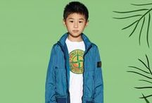 Stone Island Junior SS16 / Stone Island Junior Collection SS16 creates a urban and on trend designs for trend setters, each and every line is infused with dynamic designs and made from the most luxurious blend of materials.