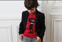 Karl Lagerfeld Kids SS16 / Karl Lagerfeld is a visionary and iconic figure which transcends through to the beautiful pieces in which he stunningly creates