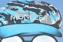 Moncler SS16 / Moncler specialising in outdoor clothing, each and every Moncler design is an assured marker of comfort and practicality for every child's adventur