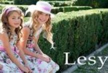 Lesy SS16 / Every young lady aspires to fulfil her dreams of looking like a princess who is embarking on her very own fairy tale; the beautiful creations from Lesy ensure that she fulfils all her magical ambitions.