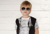 BILLIONAIRE SS16 / Billionaire Italian Couture includes a children's line for boys which takes inspiration from the sophisticated and refined men's mainline collection. With designs for stylish little boys from the age of 4 to 14 years, the new collection does not disappoint and is filled with statement wardrobe staples.