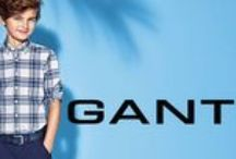 GANT KIDS SS16 / Gant collection focuses on energetic hues, relaxed designs and comfort.