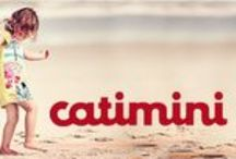 CATIMINI SS16 / They designed it for girls who love to set trends and the style bar.