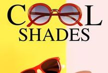 Gorgeous Ways to Wear Sunglasses for Spring/Summer 2016 / Look sharp and stay focused with these pairs of stylish sunglasses this spring/summer.