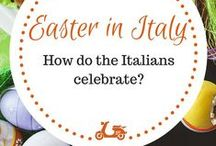 Italian culture: traditions and celebrations in Italy / A collection of posts about Italian feasts and traditions and some celebrations that are typical of Italian culture.