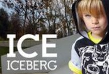 ICE ICEBERG JUNIOR SS16 / This collection is comfortable and sporty.