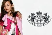 JUICY COUTURE GIRLS SS16 / The collections presented every season are characterised by bursts of vibrant colour and separates that are sewn to perfection using sumptuous fabric blends.