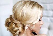 Wedding Hairstyles / The perfect day calls for perfect hair