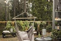 DIY - venkovní nábytek,hammock