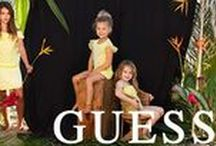 GUESS KIDS SS16 / Guess Kids clothing is filled with innovative designs, inspirational styling and exquisite attention to detail.