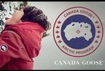 CANADA GOOSE SS16 / Canada Goose aims to create exceptional outerwear that is an assured marker of style, comfort and functionality to protect individuals from the coldest of weather in fashionable flair.