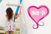 MIM-PI GIRLS SS16 / This Collection is filled with colourful prints and textured fabrics for little girls aged 2-12 years old.