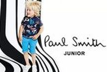 PAUL SMITH JUNIOR SS16 / This collection is filled with vibrant colours and excitement as can be seen in Paul Smith wide range of fashion filled collections.