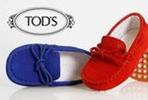 TOD'S SS16 / Tod's belief is that every child should be dressed head to toe in the finest designer wear that will keep them feeling effortlessly cool, chic and comfortable.