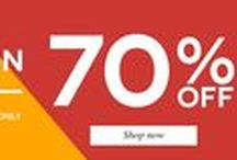 SALE / Sale For Up To 70%                 Shop Now: www.childsplayclothing.co.uk