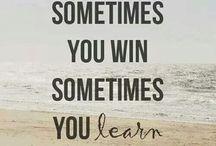 Words of Wisdom / I am listening...