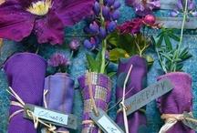 Purple / Lilac, Lavender, Plum, Violet and everything inbetween
