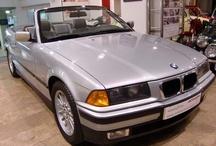 BMW 320i CABRIOLET E36 - AÑO 1997 / MARCA: BMW MODELO: 320i CABRIOLET - E36 CARACTERÍSTICAS: 1991 C.C., 150 CV, 6 CILINDROS, AUTOMÁTICO, AIRE ACONDICIONADO, CAPOTA DE LONA ELÉCTRICA, E/E, C/C, ESPEJOS ELÉCTRICOS, RADIO-CD CON MANDO, DIRECCIÓN ASISTIDA, LLANTAS, DOBLE AIRBAG, TAPICERÍA DE CUERO, LIBRO DE MANTENIMIENTO, NACIONAL, DOCUMENTACIÓN e ITV AL DÍA.  AÑO: 1997 MÁS INFORMACIÓN EN: http://antequeraclassic.com/bmw_320_cabriolet_e36.htm