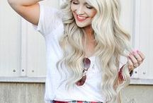 Long Hair (don't care!) / Long & Strong! Styles, tips and inspiration for long hair. #WantThatHair  / by Pantene