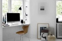 Interiors: Workspace