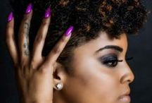 I R0cK my Fro ❤ / Long and Short Haired Natural confident women!! Dnt over pin guys ...thanx / by Carley-Letta