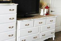 Renovando muebles