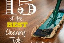 Fun Cleaning Tools / Who said cleaning can't be fun?